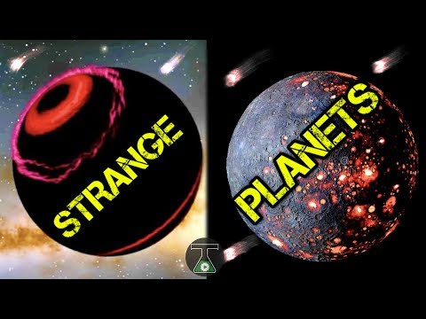 10 Strangest Planets Ever Discovered!