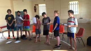 Mullumbimby Australia  City pictures : Boys Aloud Choir, Mullumbimby Australia