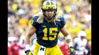The Most Passionate Player in College Football 🔥 Chase Winovich Highlights