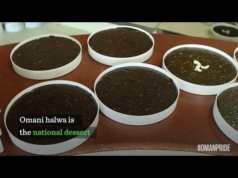Video: Oman's national dessert — Omani halwa
