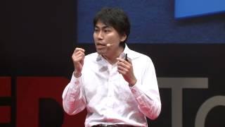 情報化社会で孤立する恐怖。命を救うデータにアクセスできるか?賀沢 秀人氏 at TEDxTokyo