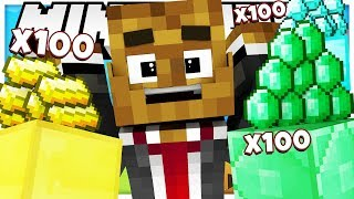 Video IS THIS THIS THE BEST ROUND OF GOLD RUSH WE HAVE EVER HAD?! - Modded Minecraft Minigame MP3, 3GP, MP4, WEBM, AVI, FLV Juni 2018