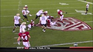 Chris Polk vs Stanford 2011