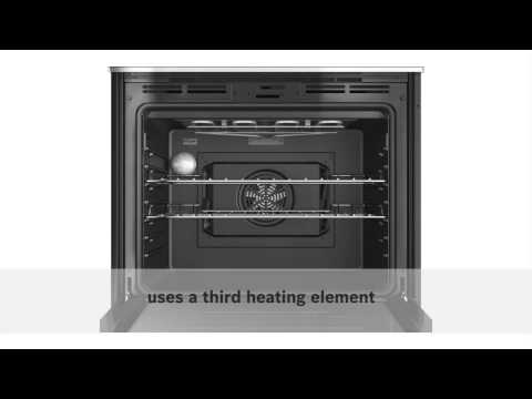 Bosch European Convection Ovens