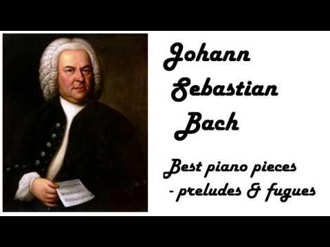 preludi e fughe - johann sebastian bach - 432hz
