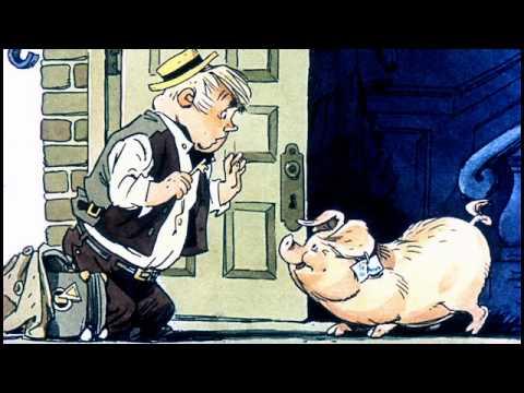 Почтальон и поросенок - Диафильмы