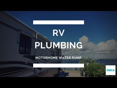 Motorhome Water Pump Problem