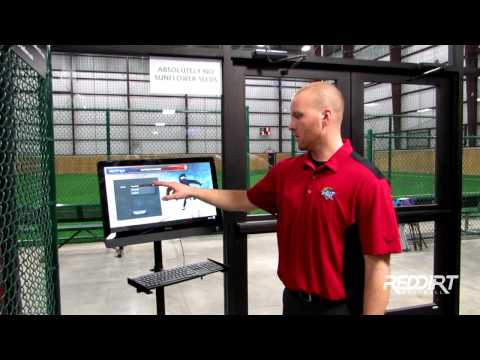 Tour of D-BAT Indoor Hitting and Training Facility in Oklahoma City!