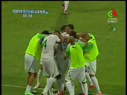 Algeria vs Libya 1-0 all goalz Highlights 09.09.2012