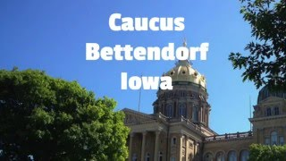 Bettendorf (IA) United States  city pictures gallery : Bernie Sanders For President 2016 Bettendorf, IA EW1 mp4