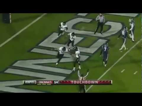 Travis Kelce Highlights 2012 video.