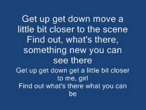 Phillip Phillips Get Up Get Down Official Lyrics [EXCLUSIVE]