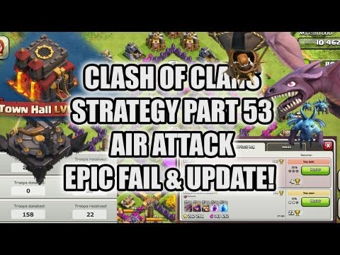 Apple Inc. - In this episode of Clash of Clans Strategy Part 53, I followed one of the attack strategy by one of the youtuber 