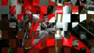 8. Honda CRF 250r 2012 Model