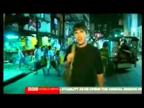 manila - Explore - Philippines - Manila to Mindanao 1 of 4 - BBC Travel Documentary, recorded 05.03.2011 Simon Reeve leads a team of journalists on a journey of disco...