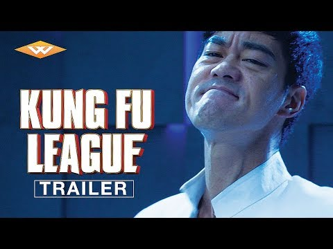 KUNG FU LEAGUE (2019) Official Trailer | Bruce Lee, Ip Man, Wong Fei-Hung