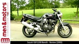 6. Suzuki GSF1200 Bandit - Review (2004)