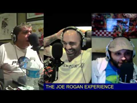 Joey Diaz explodes on Joe Rogan's podcast.