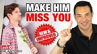 Video How to Make a Man Miss You - 7 New Steps that Always Work MP3, 3GP, MP4, WEBM, AVI, FLV Agustus 2019