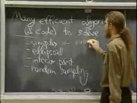 Lec 18 | MIT 6.046J / 18.410J Introduction to Algorithms (SMA 5503), Fall 2005