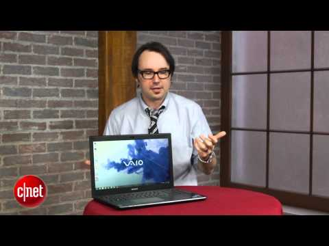 Sony's Vaio S series delivers high-end features at a price - First Look