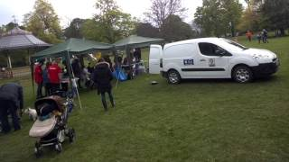 WalktimeTV with Chris May 1st Cassiobury Park