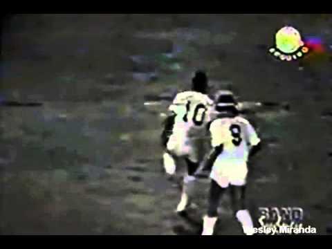 1972 Palmeiras 0 x 1 Santos - Brasileiro 72