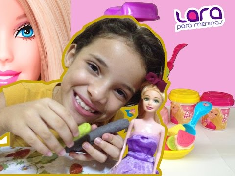 Video Brincando com massinha Play doh barbie frozen as princesas super star roupinhas lindas download in MP3, 3GP, MP4, WEBM, AVI, FLV January 2017
