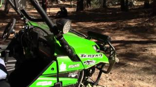 We share some of the places we have mounted lights on our UTV. Kawasaki Teryx T4.