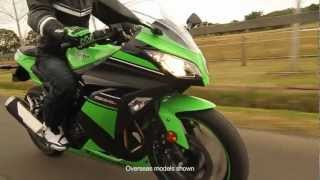 8. 2013 Kawasaki Ninja 300 | Official Video - Australia