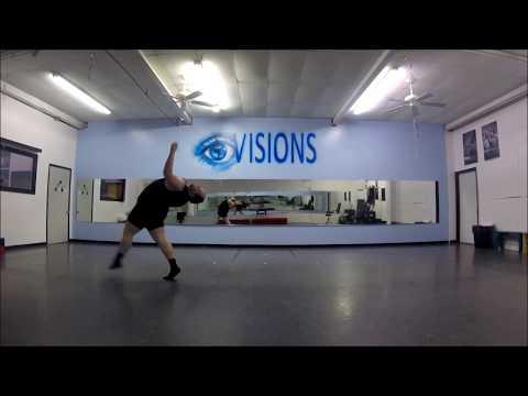 Erik Cavanaugh näyttää että tanssiminen ei ole vartalon muodosta kiinni