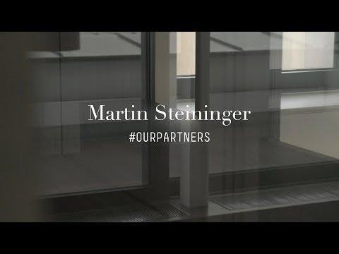 Porro - #PORROPARTNERS - Martin Steininger