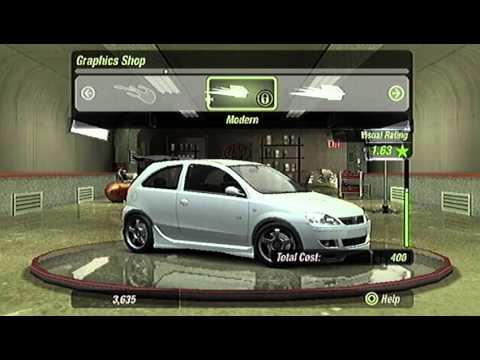 need for speed underground 2 playstation 2 cheats