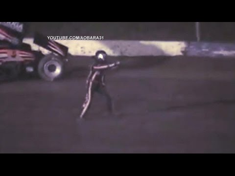 ward - Kevin Ward Jr. was struck by NASCAR champion's car during a race in Canandaigua, New York.
