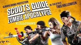 Nonton Scouts Guide To The Zombie Apocalypse  2015  Killcount Film Subtitle Indonesia Streaming Movie Download