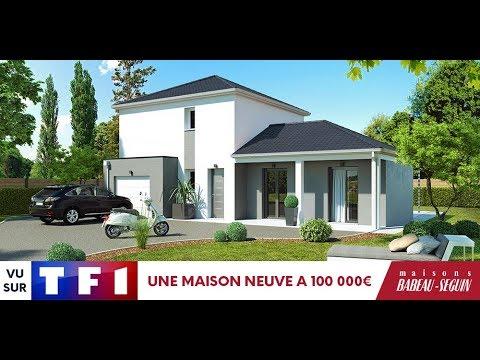 TF1 - journal de 20H - Maisons neuves à 100 000 euros
