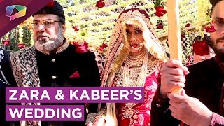 Zara And Kabeer Get Married Without Their Will   Ishq Subhan Allah   Zee tv