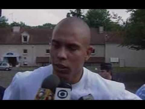 Drama Depois da Derrota na Final da Copa do Mundo de 1998 (Rede Globo)