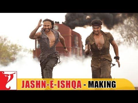 Making of the Song - Jashn e Ishqa - GUNDAY