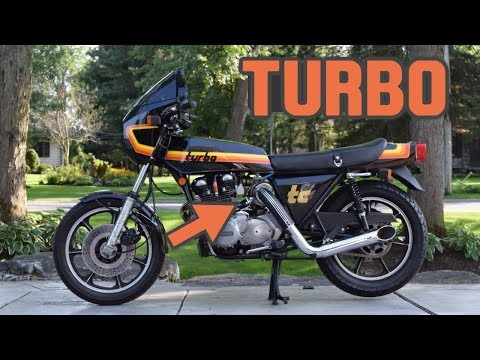 8 Only Production Turbocharged Bikes