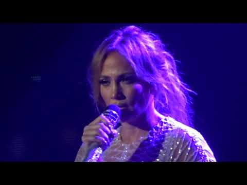 Jennifer Lopez (JLo) - I Hope You Dance - All I Have - Zappos - Las Vegas - Summer 2018 Concert