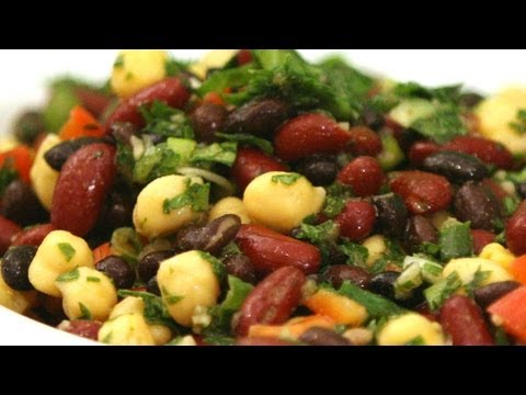 CLASSIC THREE BEAN SALAD