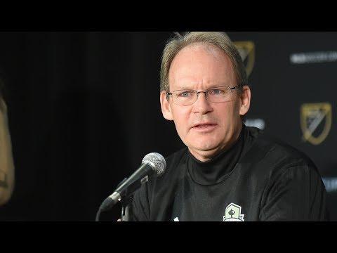 Video: Interview: Brian Schmetzer on selecting Alex Roldan in MLS SuperDraft