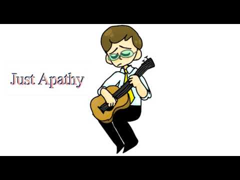 Just Apathy Cover! uwu