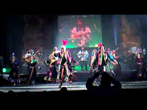 Tinku: KalaMarka concierto 2011