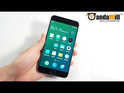MEIZU MX4 Pro 4G LTE Hands On - Octa-Core Exynos 5430 SoC