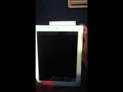 Verizon iPad 2 Unboxing