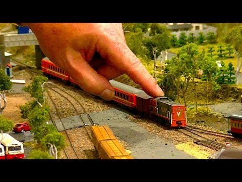 Details That Will Help You With Model Railroad