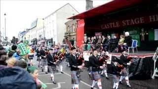 Letterkenny Ireland  city photos : St. Patrick's 2014 - Letterkenny, Ireland