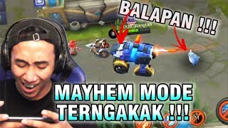 Video MOBIL JOHNSON VS BEBEK NANA DI MODE MAYHEM !!! ft. TIM KUAT BANG UDI MP3, 3GP, MP4, WEBM, AVI, FLV November 2018